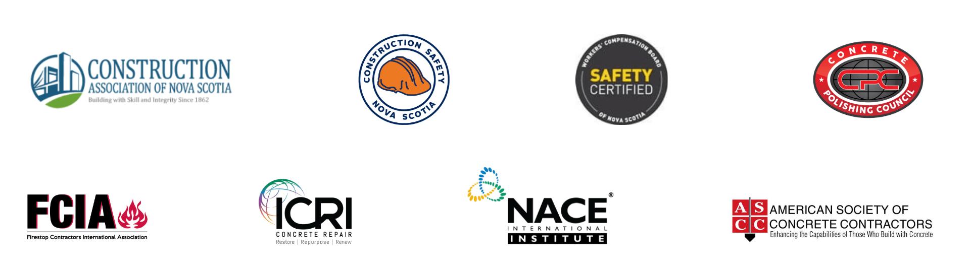 ABR Association Logos